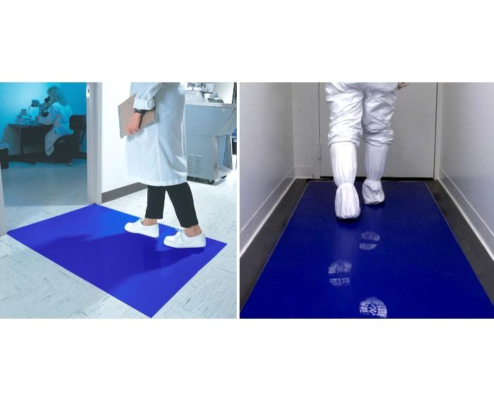שטיח דביק, ציוד למעבדות, ציוד ומכשור למחלקת אף אוזן גרון ENT, ציוד ומכשור למחלקת טיפול נמרץ, ציוד למעבדות כימיה, ציוד מתכלה