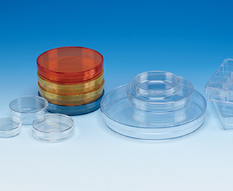 Laboratory Cell culture plates, מבחנות פלסטיק עם מכסה, מבחנות מפלסטיק, מבחנות זכוכית, מבחנות פלסטיק