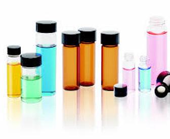 Laboratory Glass Vials