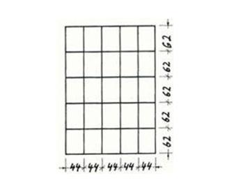 Distribution tray for antistatic drawers, 275x336 92, ביגוד אנטי סטטי רב פעמי, משטח אנטי סטטי, ספריי אנטי סטטי, שטיח אנטי סטטי, ריצוף אנטי סטטי