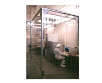 275x337 492 hopa, ביגוד חד פעמי/מתכלה אנטי סטטי/לחדרים נקיים, חדר נקי נייד